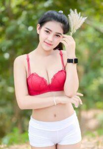 สาวสวยน้องFern Nattaya